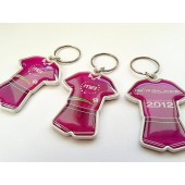 3D sticker Keychains sports outfit P2DT