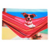 Microfiber cloth for glasses Dog I