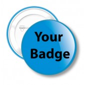 Your badge - Yout Stamps  fi 58 mm