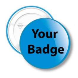 Your button - Your badge fi 58 mm