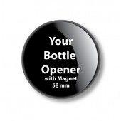 Bottle Opener Fridge Magnet on your Design