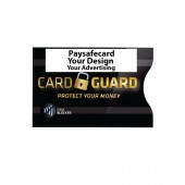 Protective case for contactless credit cards Pay Pass
